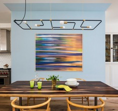 dining room / BFDO Architects
