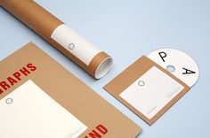 Artmedia Partners | THIS IS Studio #print #identity #minimal #typography