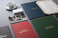 Established NYC – SI Special | September Industry #print #menu #branding