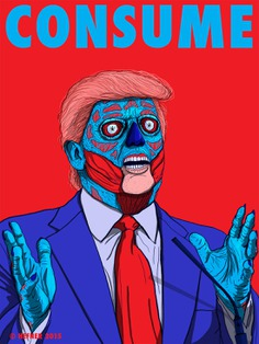 Donald Trump - Hal Hefner CONSUME
