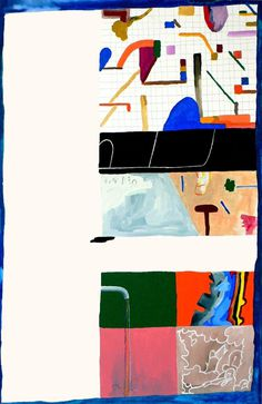 2011 : Jonathan Ryan Storm #painting