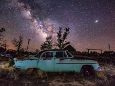 Stunning Milky Way and Cosmos Photography by Tyson Chappell