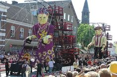 2012 Parade of flowers in Holland #sculpture #of #art #flowers #parade