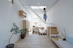 House in Itami by Tato Architects #minimalist #design