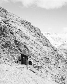 """Saatchi Art Artist Anders Bundgaard; Photography, """"WC, Dolomites, 2016"""" #art"""