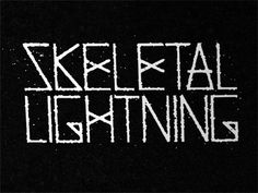 Dribble skeletallightning