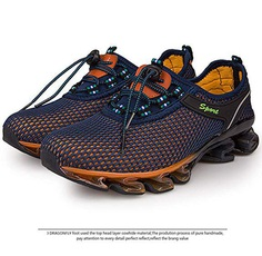 Amazon.com | Others Fashion Mens Sport Shoes Breathable Walking Shoes | Road Running