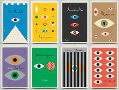 Peter Mendelsund « PICDIT #graphic design #design #art #poster #graphic #color