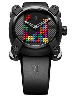 Romain Jerome Tetris-DNA #RomainJerome #Tetris