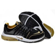Black Nike Shoes Popular Hot Sell Air Presto Hot Sell Yellow