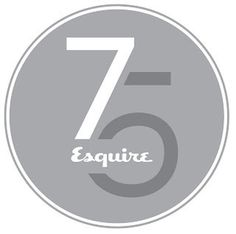 Google Image Result for http://1.bp.blogspot.com/_CWWvW0RWqSw/S3w30AB2LdI/AAAAAAAABXg/SEANXYVHA7U/s320/75.JPG #esquire #logo #numbers #type #75th