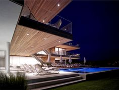 Ocean Deck Villa with Magnificent Ocean View - #architecture, #house, #housedesign, home, architecture