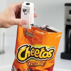 Chip Clip Bag Resealer #tech #flow #gadget #gift #ideas #cool