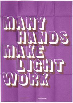 Design Work Life » Ian Gabb: Letterpress #typography