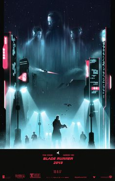 Blade Runner 2049 by Colin Morella