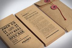 FBDI ® #grid #menu #typography