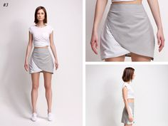 asu aksu / collections / ss2012 borderline no 3 #asu #white #collection #aksu #borderline #summer #fashion #neon