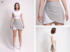 asu aksu / collections / ss2012 borderline no 3 #asu #white #collection #aksu #borderline #summer #fashion #neon