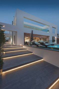 "livingpursuit: ""Residence in Glyfada by Dolihos Architects """