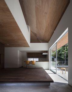 House in Hoshigaoka by Shogo ARATANI Architect & Associates