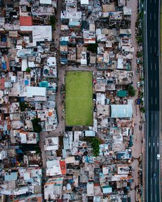 Stunning Drone Photography by Ale Petra