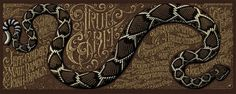 TRUEGRITregular.jpg (JPEG Image, 1500x605 pixels) #movie #aaron #grit #illustration #horkey #poster #true