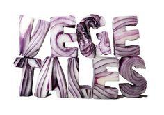 Quipsologies #tales #onion #vege #typography