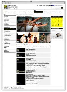 KUG University of Music and Arts on Web Design Served #vcbcvbcbv