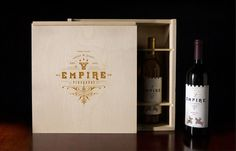 Empire Vineyards by Fred Carriedo at mr cup.com #wine