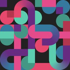 Geometrica — Guy Moorhouse #abstract #illustration #geometric