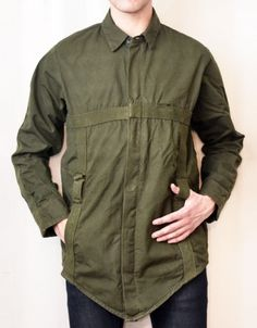 Atlas Overshirt #shirt #army #menswear #beta unit