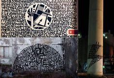 The Ministry of Type #design #typography #street art