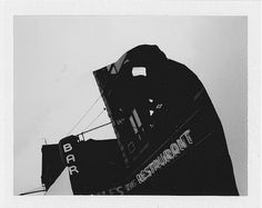 92 | Flickr - Photo Sharing! #white #superimposed #black #polaroid