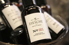 Ziesche Modern Apothecary — The Dieline   Packaging & Branding Design & Innovation News