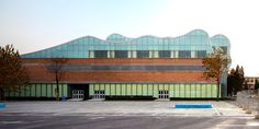 NEXT architects places a museum among existing factories #factory