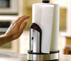 Towel-Matic Touchless Towel Dispenser #towel #home