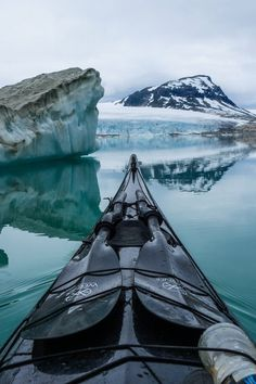 Tapiture #kayak and paddle #arctic #gear
