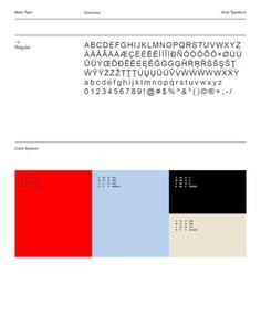 adoore editorial packaging design