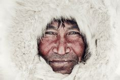 Vanishing Lives Of Tribes Across The World Captured On Camera (46 pics) | Bored Panda #face #portrait #eskimo