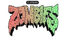 http://thegloriousdead.com/wp-content/themes/zombie/images/gloriousFBZ.png #flatbush #lettering #zombies #nyc #grind #diesel