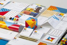 Internationale Spieltage SPIEL – Stefan Zimmermann – Kommunikationsdesign #tangram #branding #board #design #trade #corporate #fair #logo #games