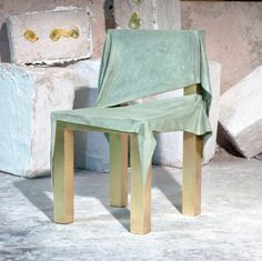 Dressed Chair #chair #furniture