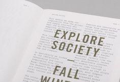 FFFFOUND! #typography #grid #book