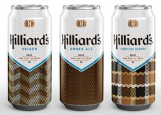13 brilliant craft beer label designs | Packaging | Creative Bloq #beer #pattern #design #graphic #label #can #typography