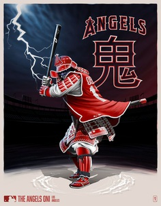 L.A. Angels ONI on Behance