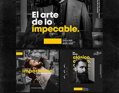 Santa Barba | Social Media on Behance