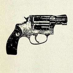 All sizes | Revolver | Flickr - Photo Sharing! #graphic #vintage