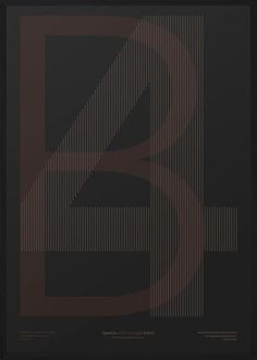 In Love With Typograpy3 — B4 #type