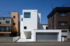 House-K by Yoshio Yamauchi Kei #minimalist #japanese #house #home