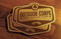 id_outdoorcorps1.jpg (400×259) #outdoor #logo #emblem #tree